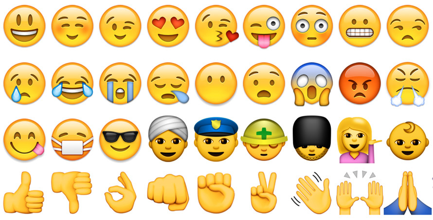 Emoji do you know what they mean career blog