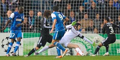 Racing Genk 1 - 1 Chelsea FC (3)