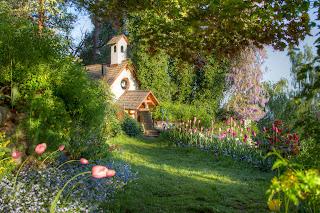 Crystal Hermitage Chapel