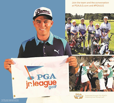 John Reger PGA Junior League Golf Team Clubhouse