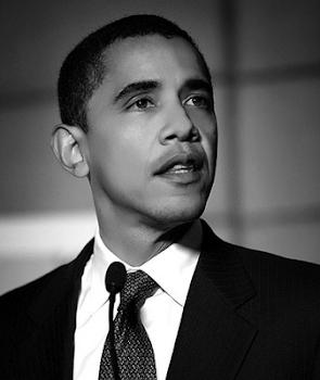 Barack Obama, o primeiro presidente negro dos Estados Unidos