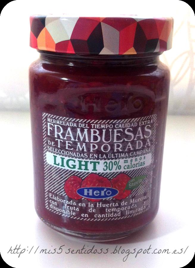Hero Mermelada de temporada light