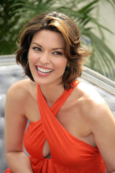 Fashion As Alana De La Garza Hairstyles