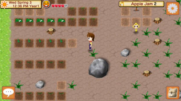 Harvest Moon iPhone review