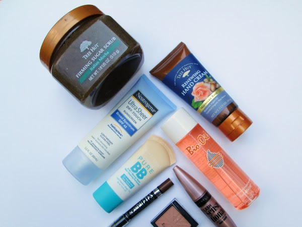 Drugstore Beauty Haul & First Impressions