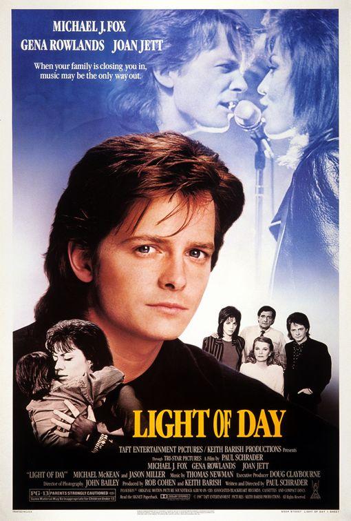 Rock Star – Light of Day (1987)