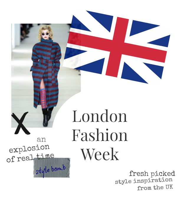 Style Bomb: London Fashion Week