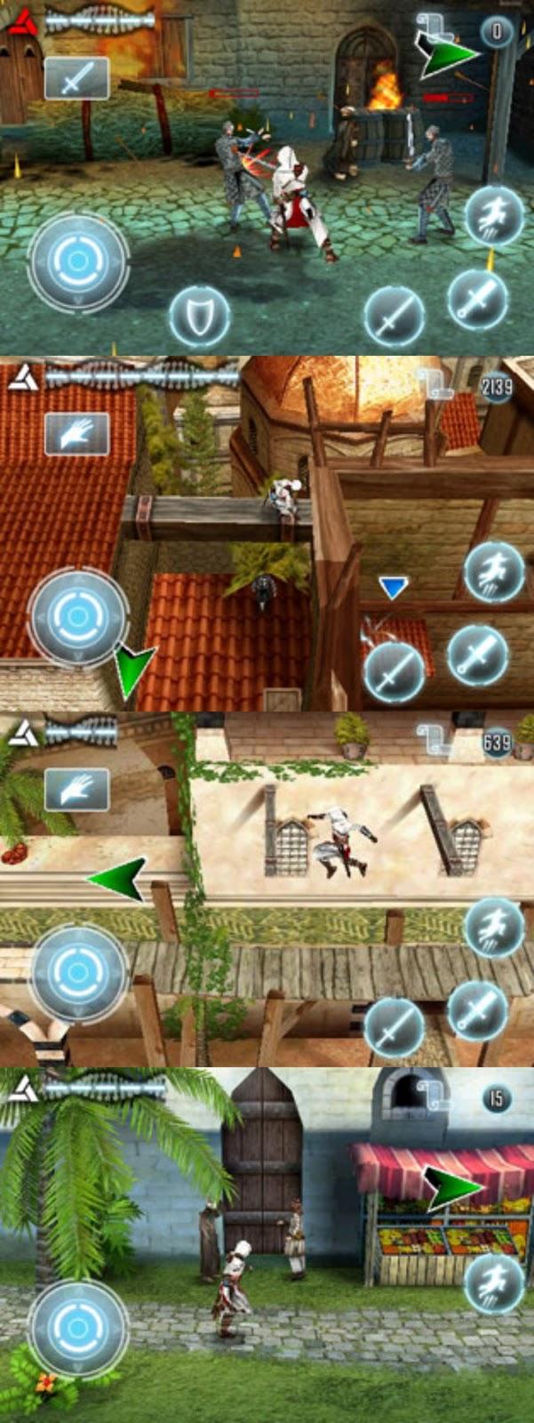 Assassin's Creed™ - Altaïr's Chronicles HD Apk screenshot