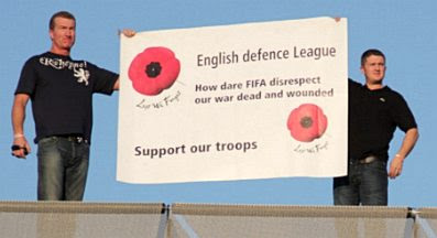 EDL poppies on the roof of the FIFA building #2