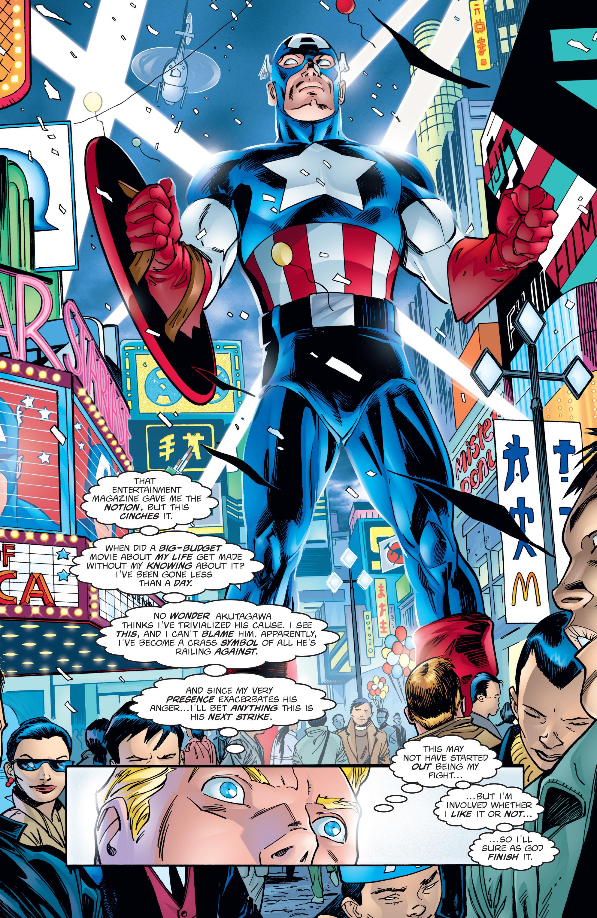 Captain America (1998) Issue #1 #4 - English 18