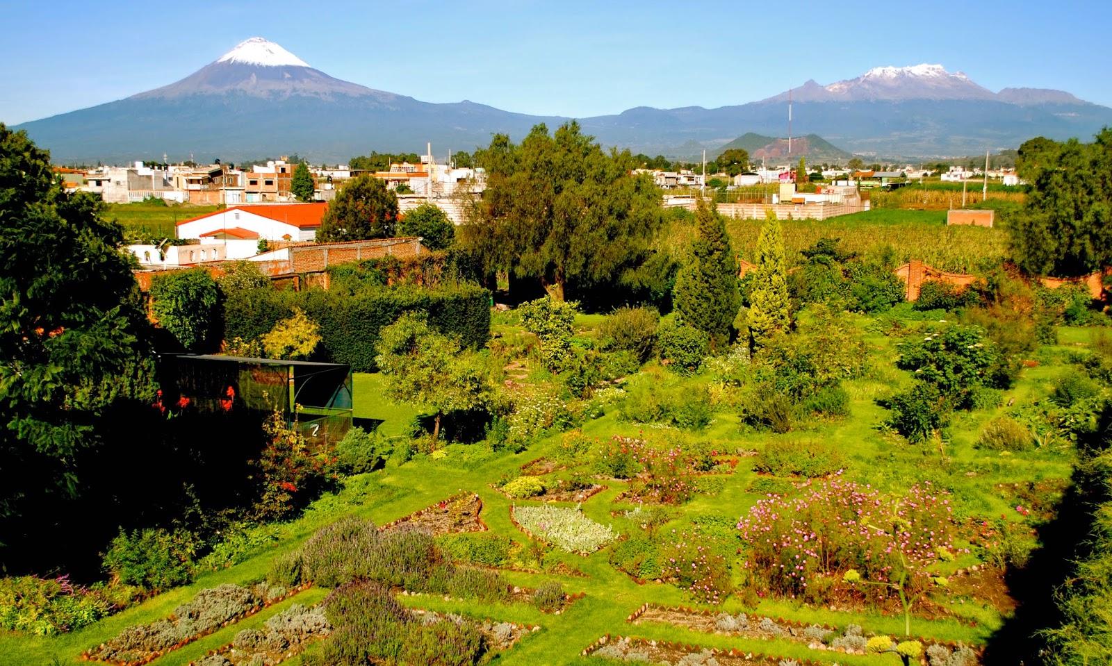 Puebla ni os eventos for Jardin 3 marias puebla