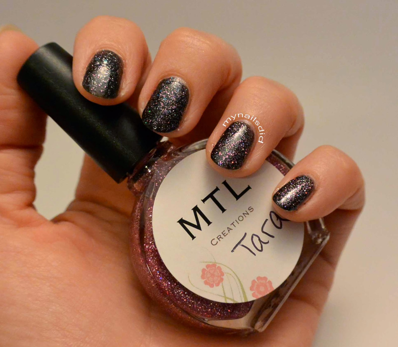 My Nails Did: MTL swatches Tara