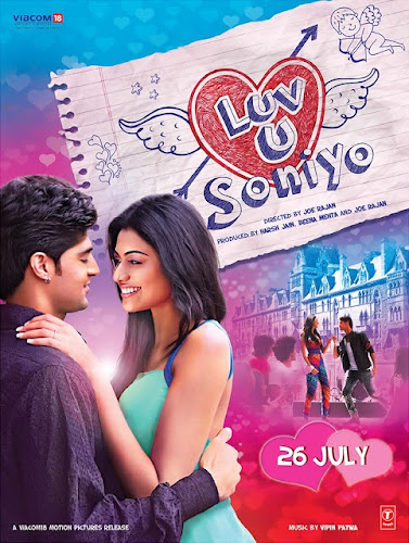 Luv U Soniyo (2013) Movie Poster