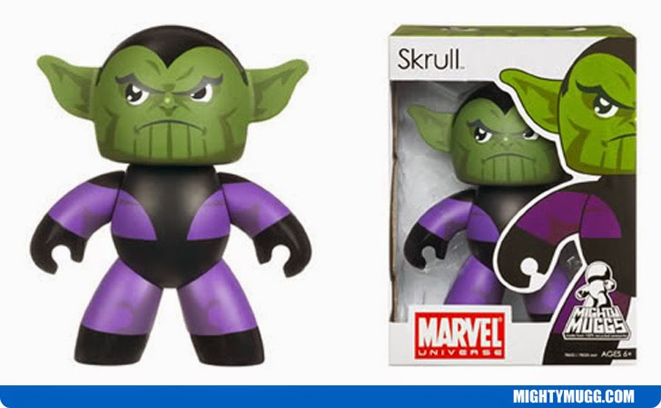 Skrull Marvel Mighty Muggs Wave 5
