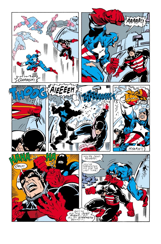 Captain America (1968) Issue #350 #282 - English 35