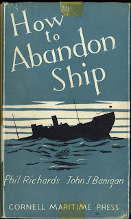 Cover of the book, Abandon Ship