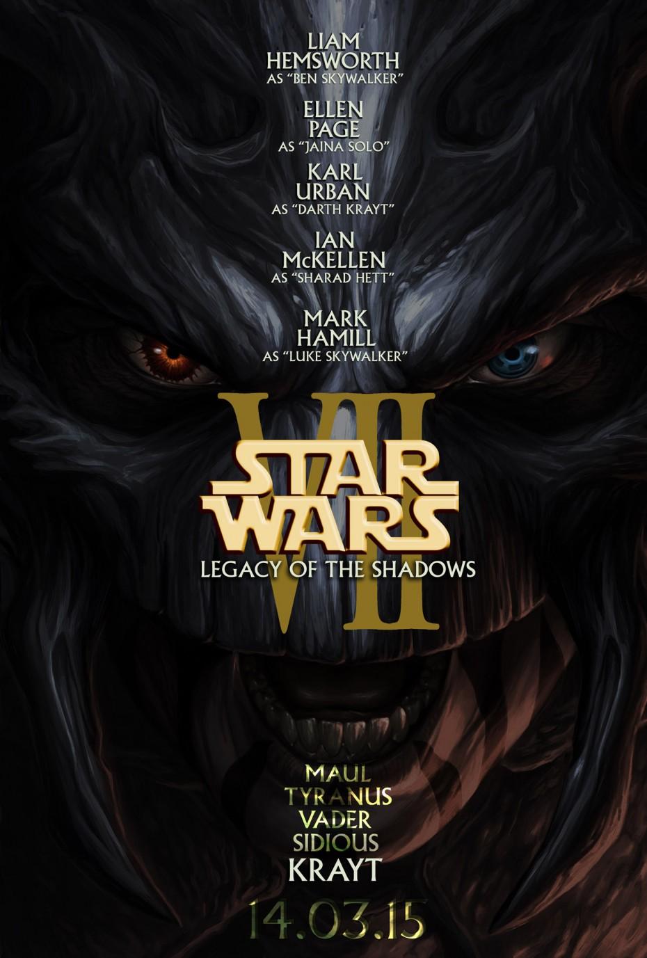 Star Wars – Versus: The Way to Shadow (2013)