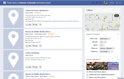 4 Recommended Ways To Optimize Facebook Page for Graph Search
