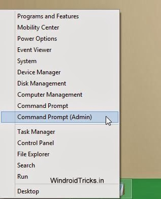 Create WiFi Hotspot in Windows using CMD