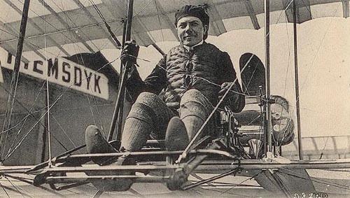 Авиатор Михаил Ефимов