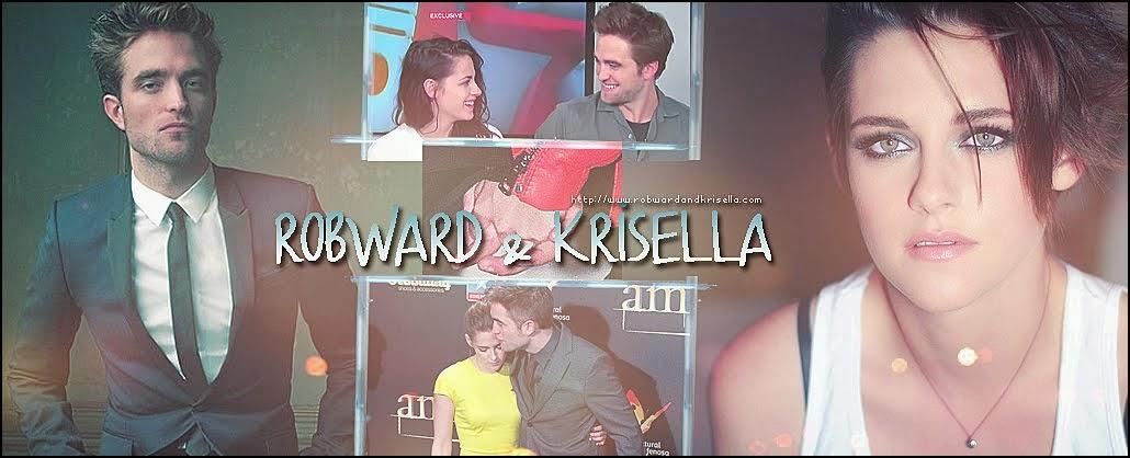 Robward & Krisella - El Portal más Robsten de toda la Red!