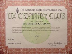 DXCC CW  #12,780