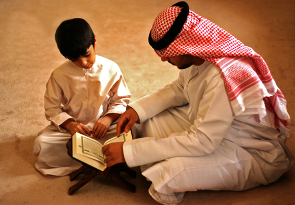 learning the quran