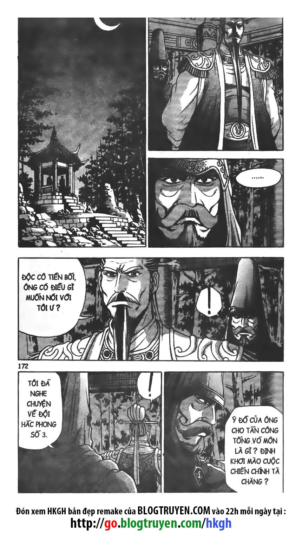 Hiệp Khách Giang Hồ chap 228 Trang 17 - Mangak.info