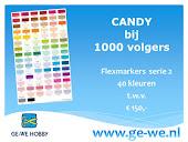 supergave candy bij GE-WE hobby