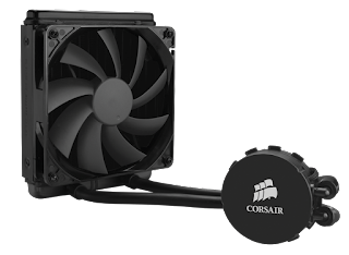 Corsair Hydro Series H110 280mm | H90 140mm Liquid CPU Coolers screenshot 1
