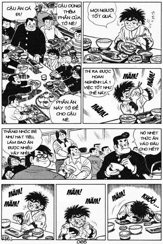 Siêu quậy Teppi chap 90 - Trang 20