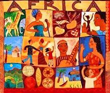 ÁFRICAS: AS CORES DA CULTURA DE LÁ E DA CULTURA DE CÁ
