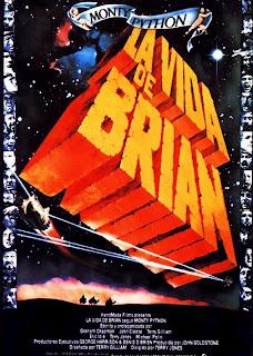 Cartel de La vida de Brian