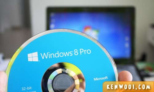 windows 8 installer cd