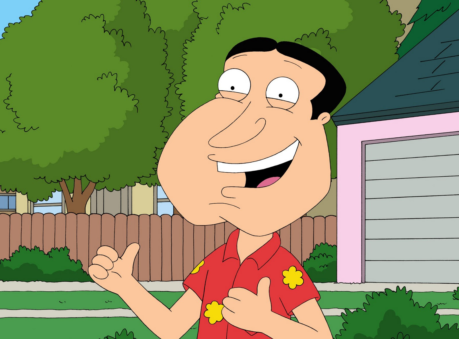 The Blog of Lord Naseby: My 10 Favorite Family Guy Characters