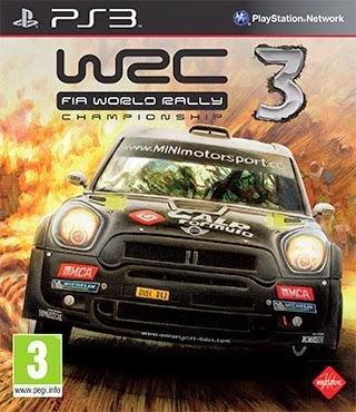 WRC 3 Fia World Rally Championship PC Game