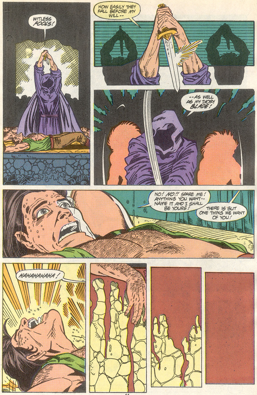 Conan the Barbarian (1970) Issue #234 #246 - English 9