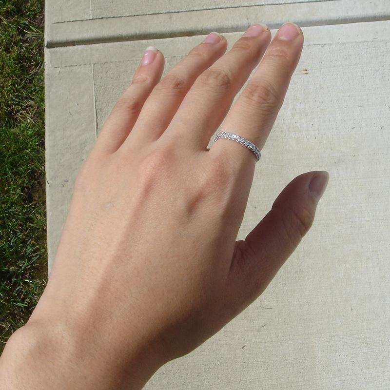Signification bague homme petit doigt