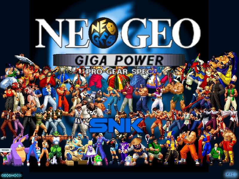 neo geo emulator with all roms download
