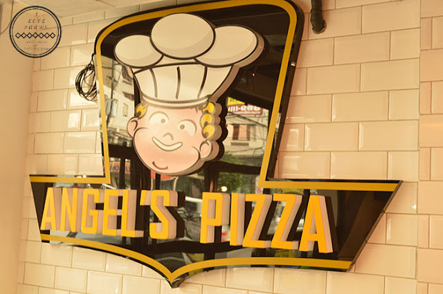 Food Review - Angels Pizza (Makati Ave)