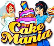 เกมส์ Cake Mania