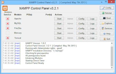 Download Xampp Terbaru 1.8.2