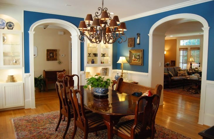 best paint colors for dining rooms 2014
