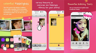 Selfie Studio: Flash Camera