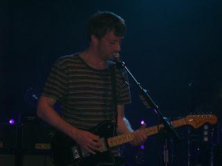 grahamcoxon guitar, graham coxon live, blur plymouth pavillions, blur 2012
