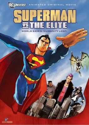 Superman Vs The Elite – DVDRIP LATINO
