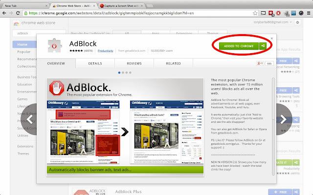 webstore detail adblock gighmmpiobklfepjocnamgkkbiglidom