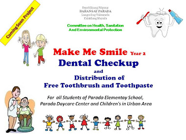 Make Me Smile ( Oral Dental Month Project )