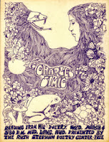 Charles Simic Publicity Poster, University of Arizona Poetry Center