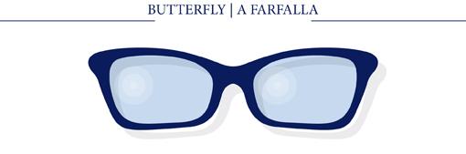 BUTTERFLY - FARFALLA